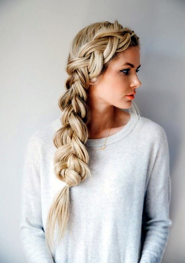 Bohemian Hairstyles for Women (12)