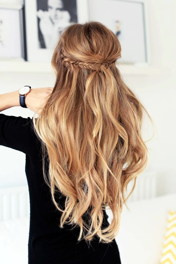 Bohemian Hairstyles for Women (17)