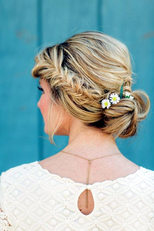 Bohemian Hairstyles for Women (2)
