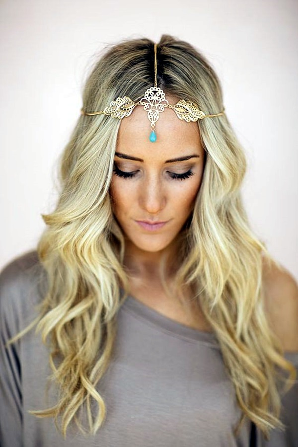 Bohemian Hairstyles for Women (20)