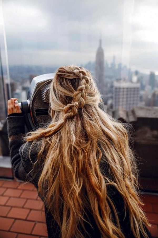 Bohemian Hairstyles for Women (5)