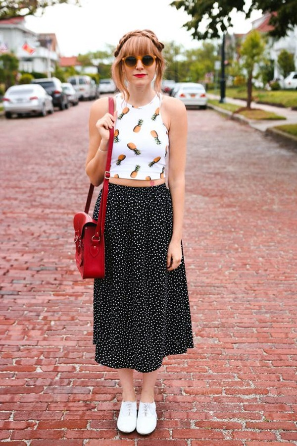 Chic Prints to Try Instead of Floral (13)