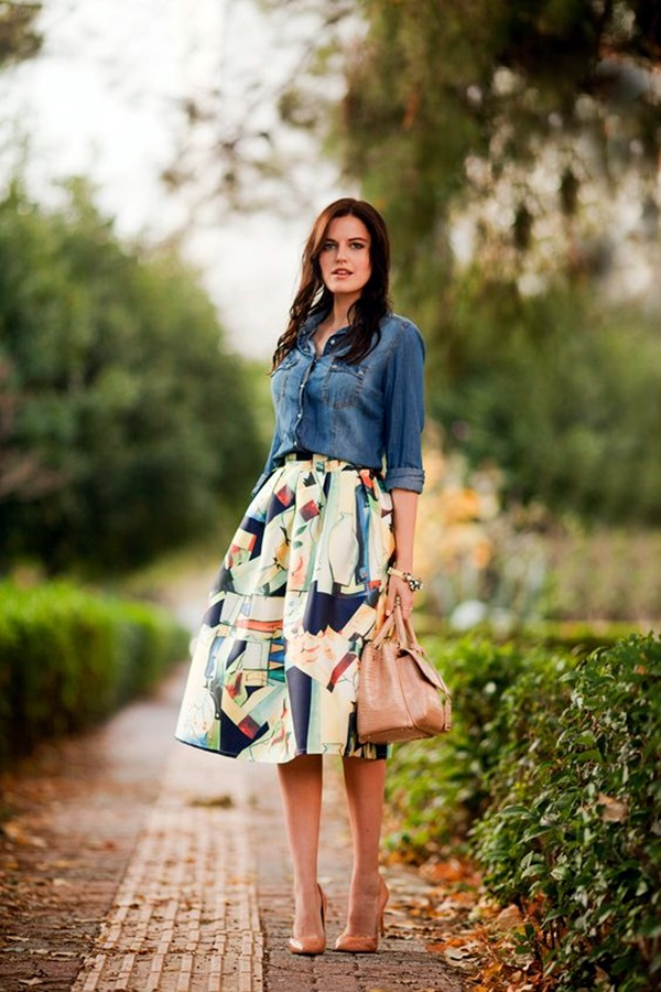 Chic Prints to Try Instead of Floral (4)