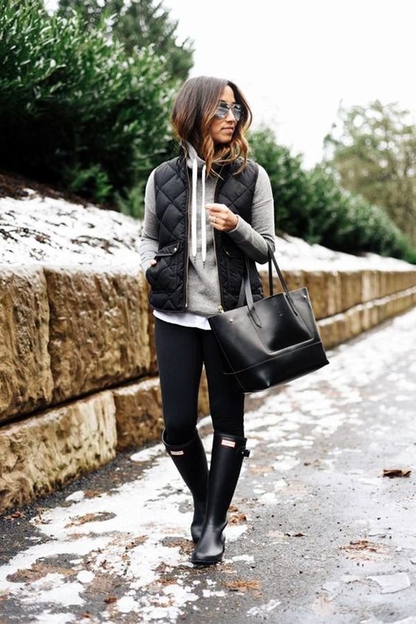 Cute Rainy Day Outfits (13)
