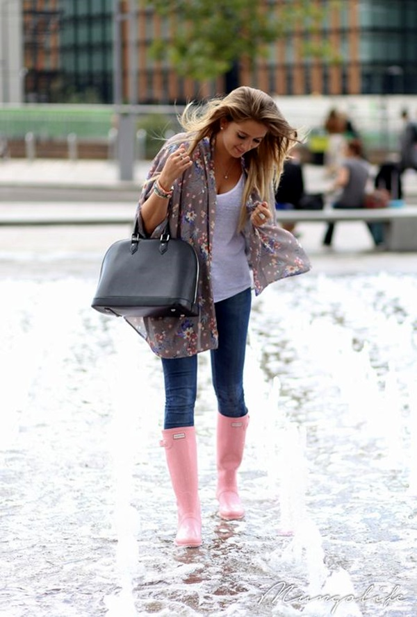 Cute Rainy Day Outfits (14)