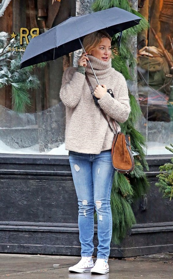 Cute Rainy Day Outfits (15)