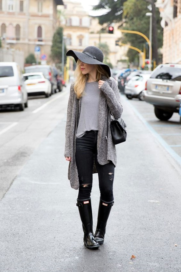 Cute Rainy Day Outfits (20)