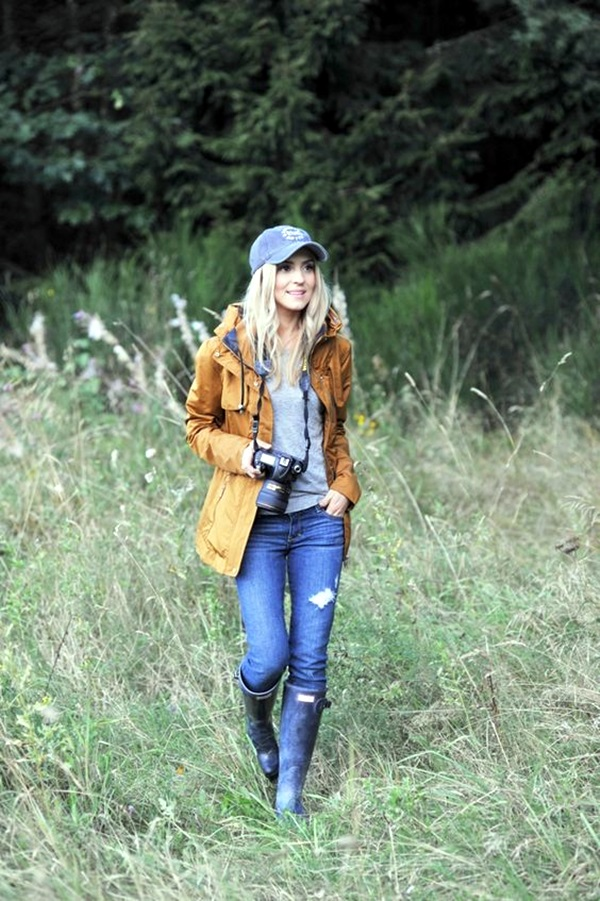 Cute Rainy Day Outfits (23)