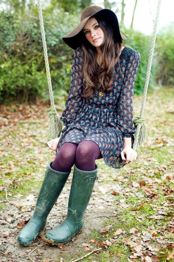 Cute Rainy Day Outfits (29)
