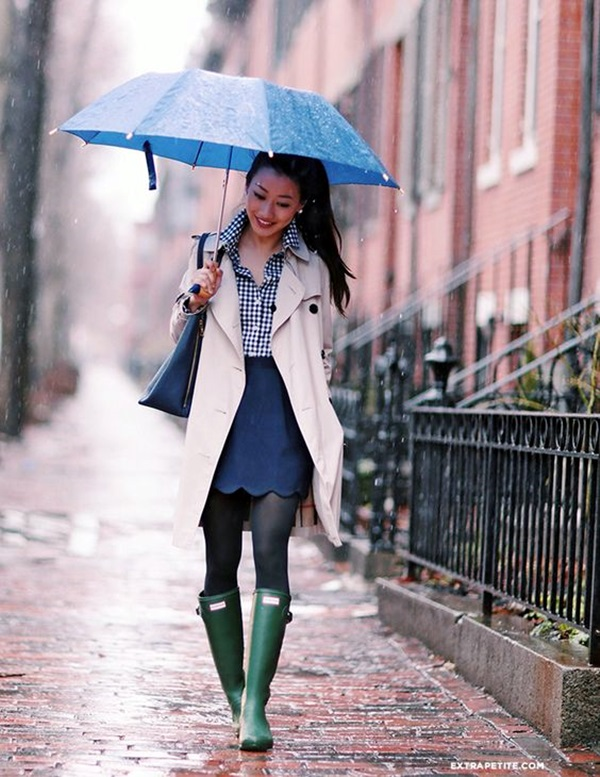 Cute Rainy Day Outfits (3)