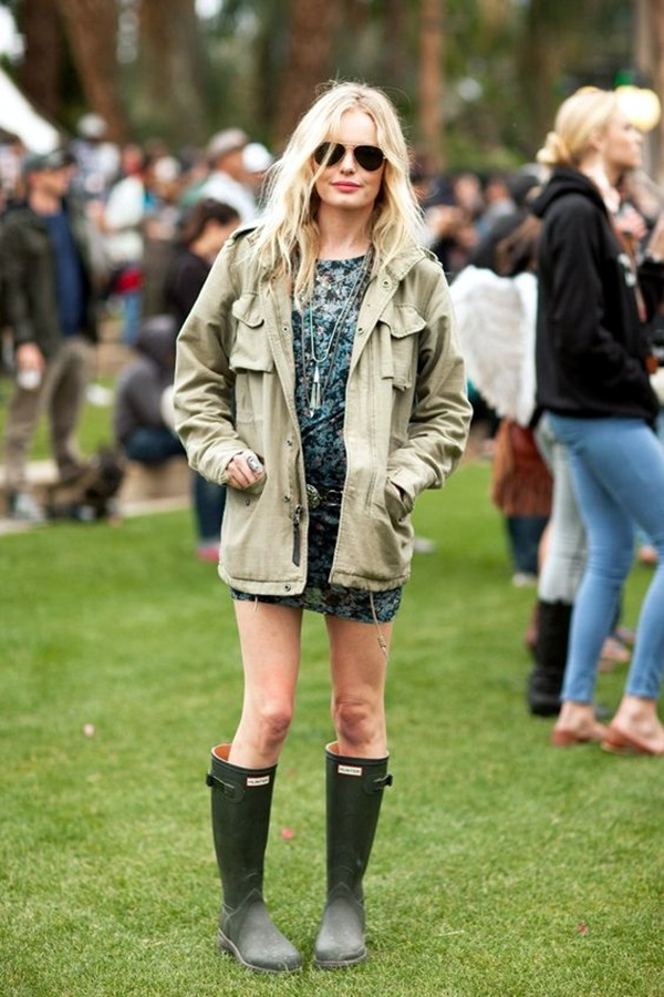 Cute Rainy Day Outfits (4)