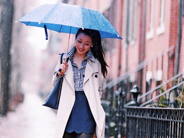 Cute Rainy Day Outfits