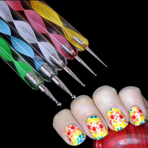 Nail Art Tools Simple: 7 Electronic Tools To Make Your Nail Art Easy & Perfect