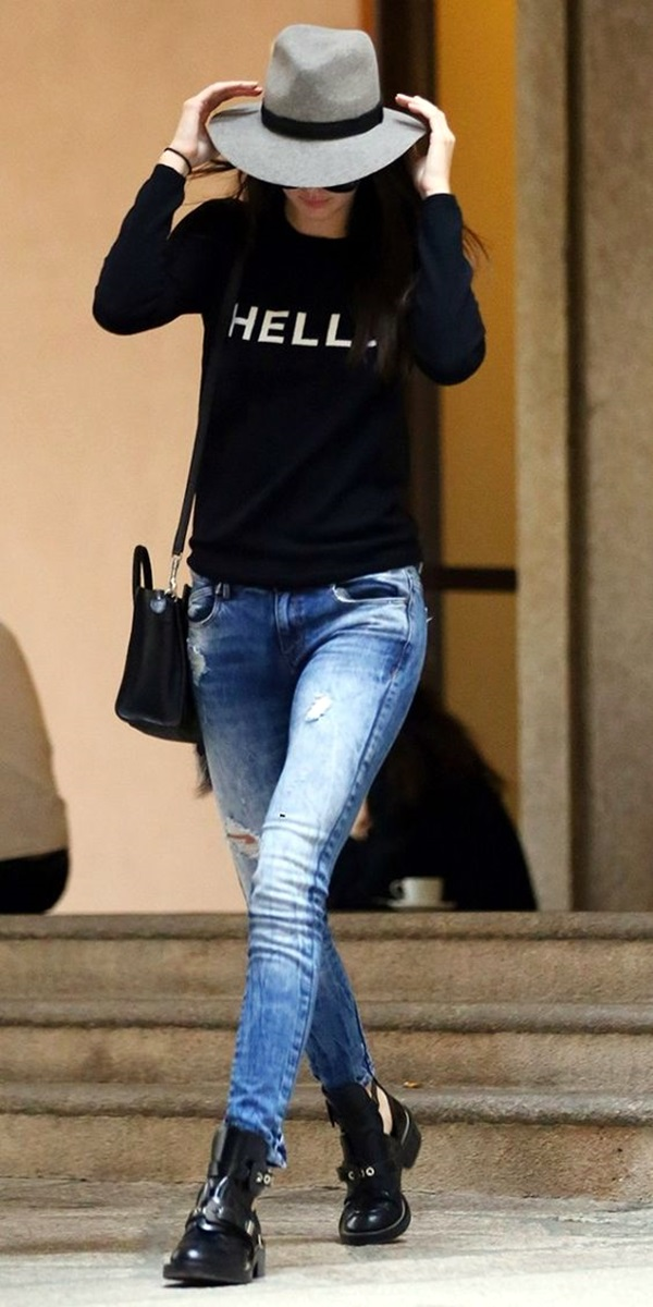 Kendall Jenner style and Outfits (19)