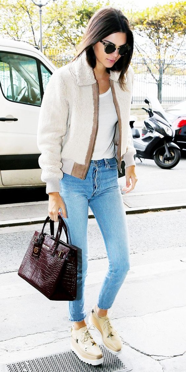 Kendall Jenner style and Outfits (39)