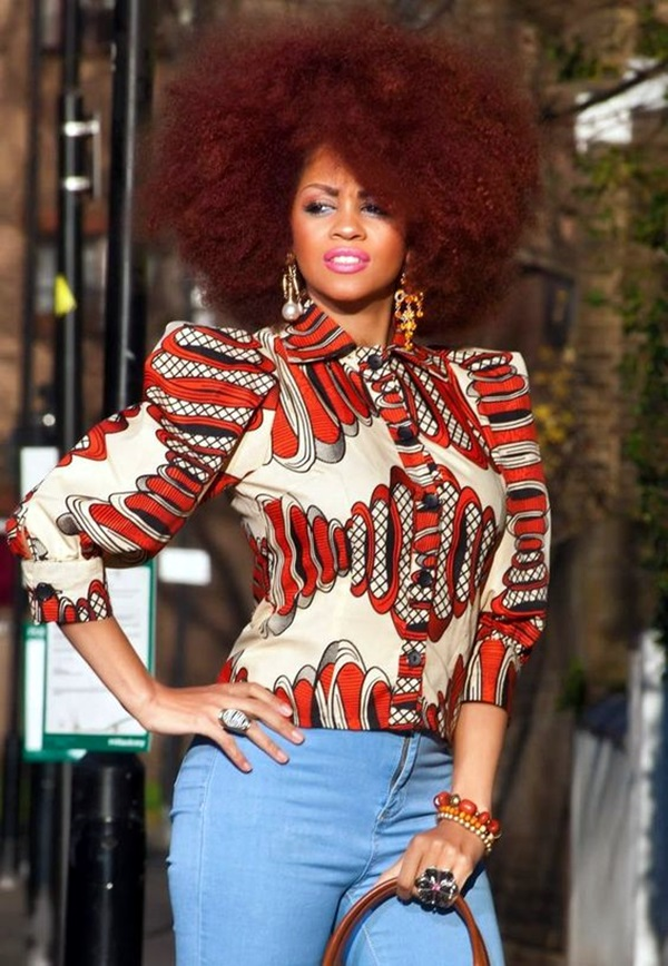 Natural Hairstyles for Black Women (14)