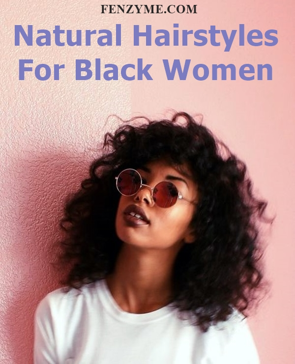 Natural Hairstyles for Black Women (8)