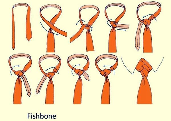 Ways to Tie a Necktie (10)