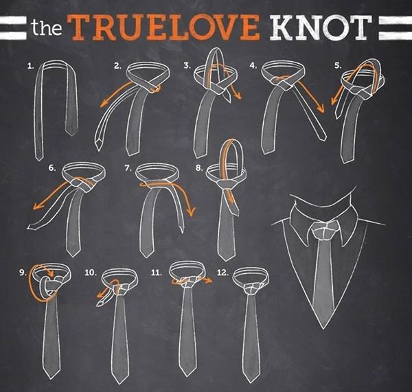Ways to Tie a Necktie (3)