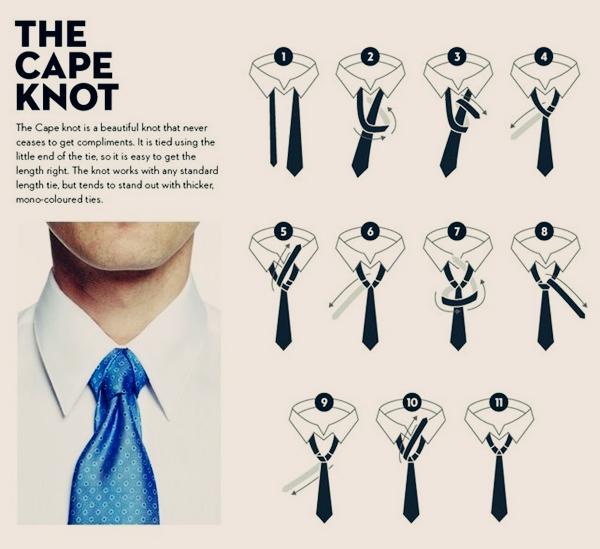 Ways to Tie a Necktie (6)