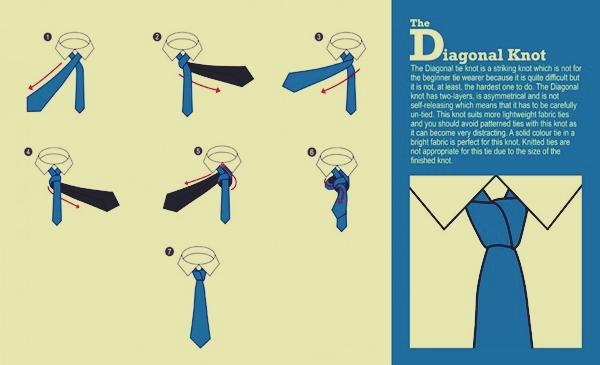 Ways to Tie a Necktie (9)