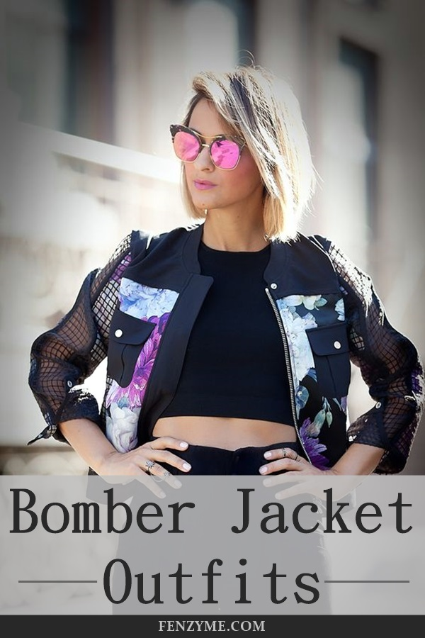 Bomber Jacket Outfits (1)