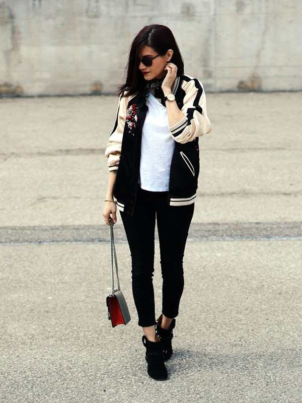 Bomber Jacket Outfits (21)