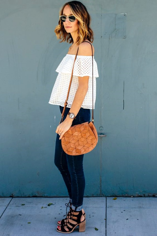 Chic Summer Casual Outfits (1)