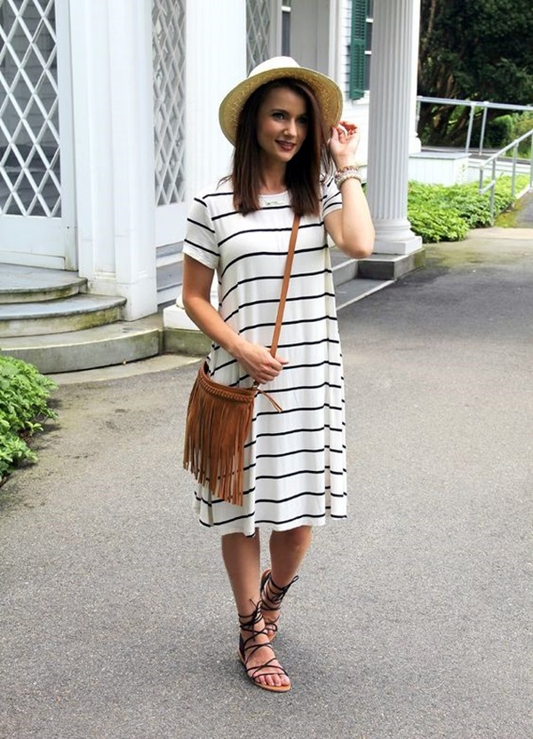 Chic Summer Casual Outfits (2)