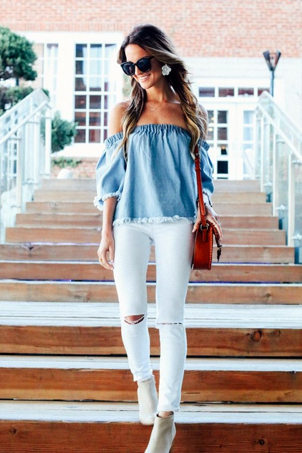 Chic Summer Casual Outfits (4)