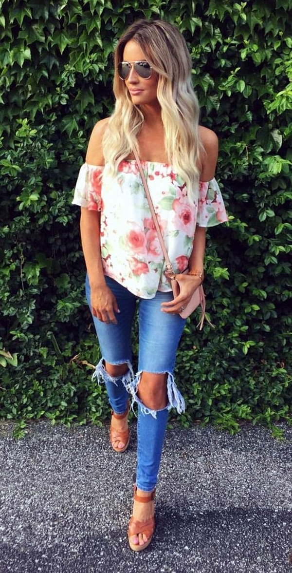Chic Summer Casual Outfits (5)