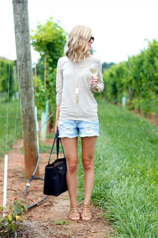 Chic Summer Casual Outfits (9)