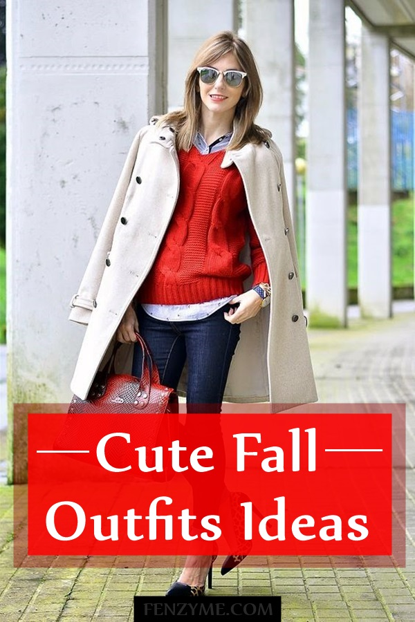 Cute Fall Outfits Ideas (1)