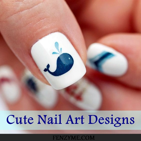 Cute Nail Art Designs (1)