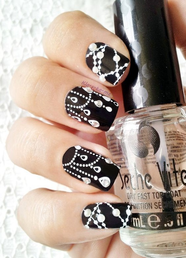 Cute Nail Art Designs (10)