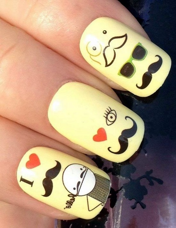 Cute Nail Art Designs (11)