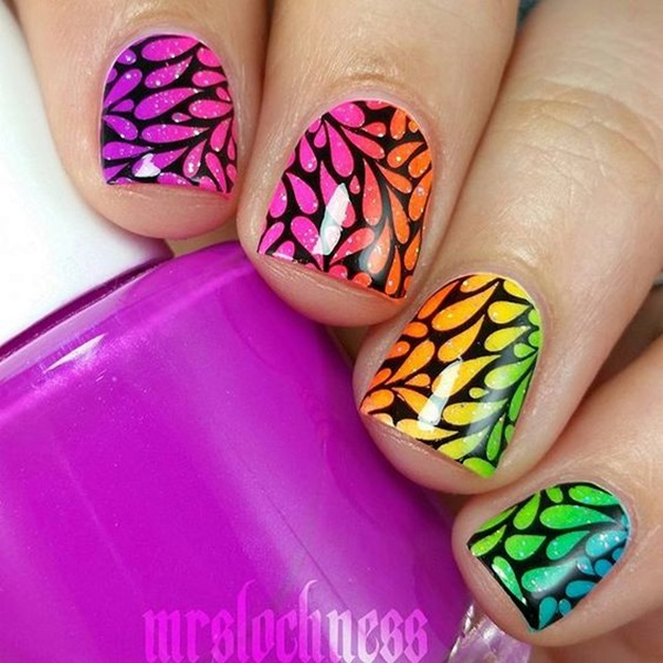 Cute Nail Art Designs (15)