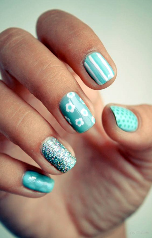 Cute Nail Art Designs (19)