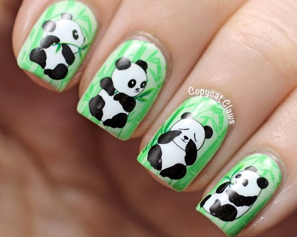 Cute Nail Art Designs (22)