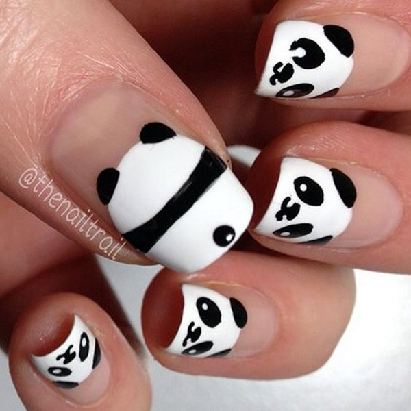 Cute Nail Art Designs (23)
