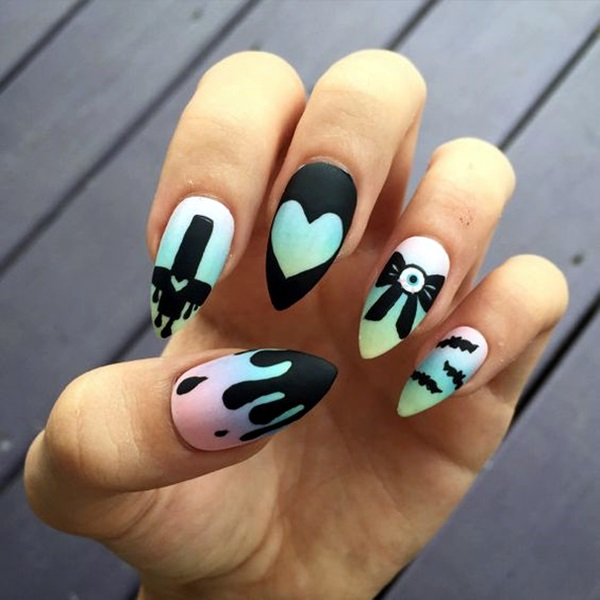 Cute Nail Art Designs (27)