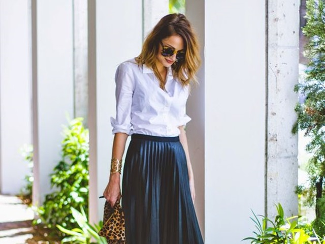 Ideas To Make Most Of Your Classic White Shirt