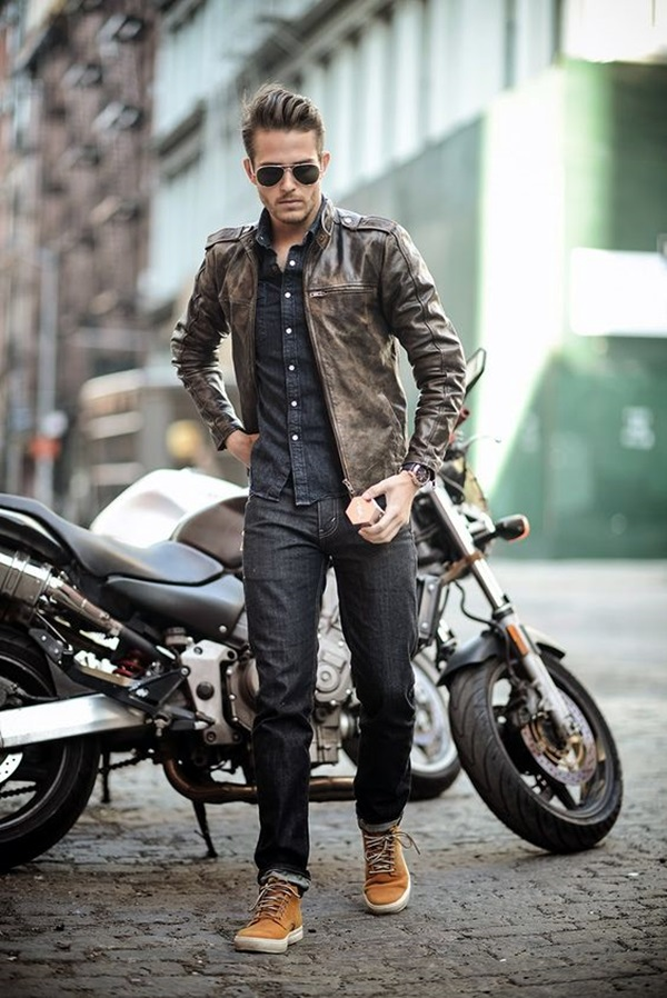 Mens Fashion Outfits To Pair Up With Sneakers (10)
