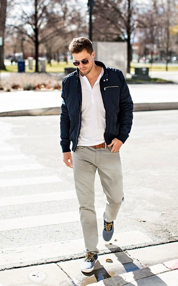 Mens Fashion Outfits To Pair Up With Sneakers (5)