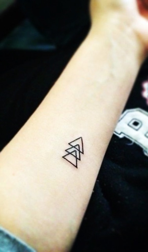 Small Tattoo With Meaning: 65 Small Tattoo Designs With Powerful Meaning