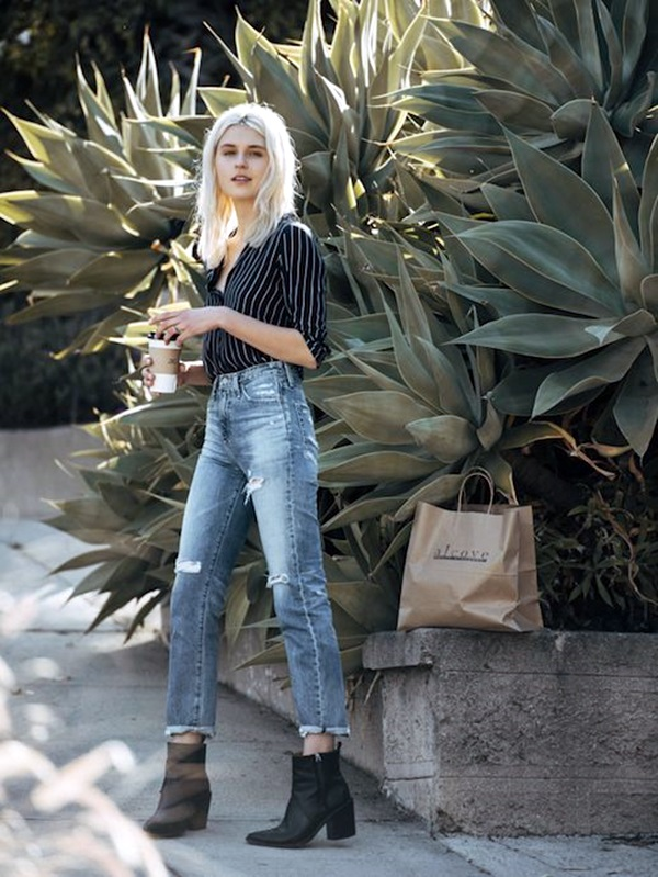 Ankle Boots With Jeans (18)