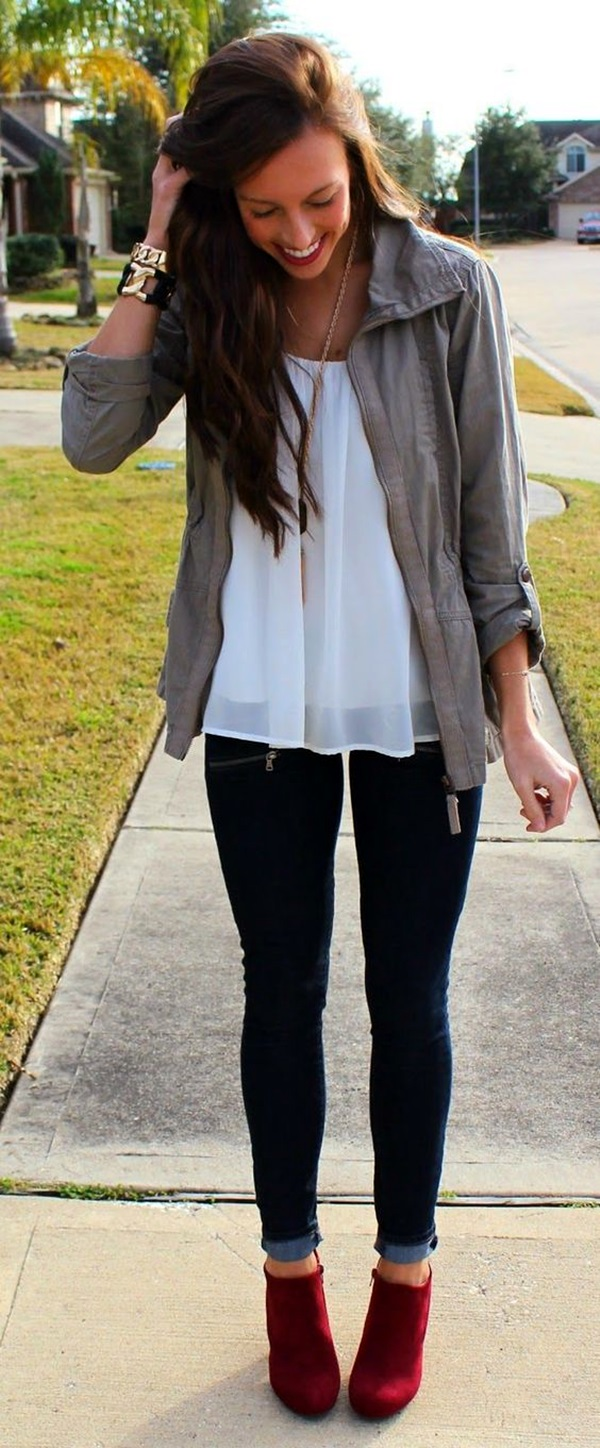Ankle Boots With Jeans (3)