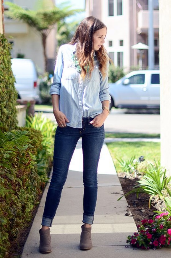 Ankle Boots With Jeans (4)