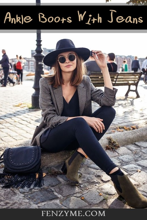 Ankle Boots With Jeans