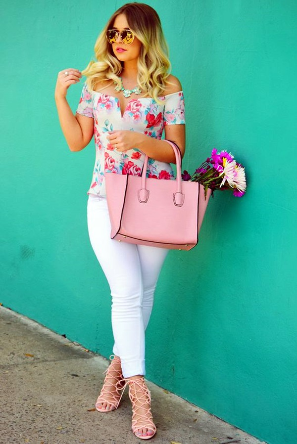 Cute Sunday Outfit Ideas (19)